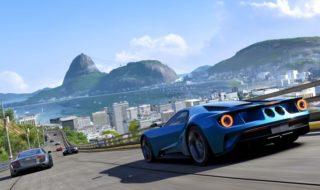 Los usuarios de Xbox Live Gold pueden jugar gratis este fin de semana a Forza Motorsport 6