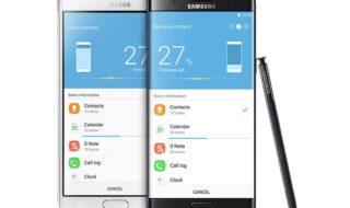 Samsung presenta el Galaxy Note 7