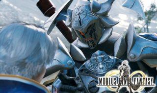 Ya disponible Mobius Final Fantasy para iOS y Android