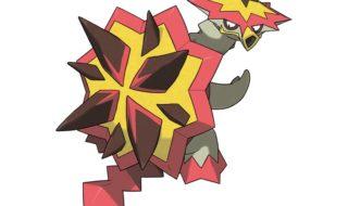 Turtonator hará de las suyas en Pokémon Sol y Pokémon Luna