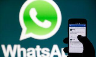 WhatsApp compartirá a partir de ahora datos con Facebook