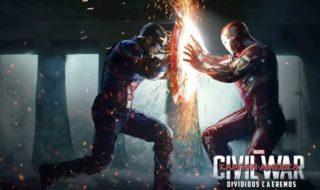 Capitán América: Civil War, película más descargada de la semana