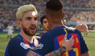 Messi y Neymar, los mejores regateadores de FIFA 17