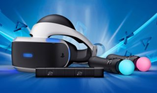 Unboxing de las Playstation VR