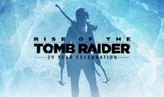 La mansión Croft en Rise Of The Tomb Raider: 20 Aniversario