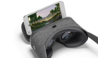 Daydream View, el headset de realidad virtual de Google