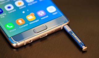 Samsung detiene la producción y comercialización del Galaxy Note 7