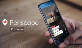 Periscope Producer facilita la forma de compartir vídeo en directo a través de Twitter