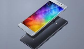 Xiaomi presenta el Mi Note 2