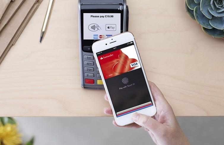 Apple pay se estrenar a ma ana en espa a junto al banco for Manana abren los bancos en espana