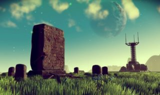 La Foundation Update llegará pronto a No Man's Sky