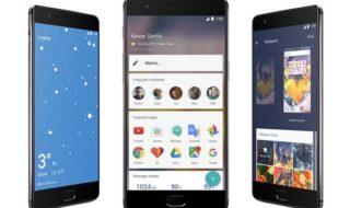 Presentado el OnePlus 3T