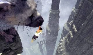Media hora con nuevo gameplay de The Last Guardian