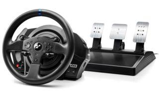 Thrustmaster presenta el volante T300RS GT Edition para PS4 y PS3