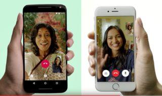 Las videollamadas de WhatsApp llegan a todo el mundo