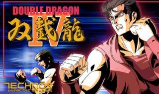 Double Dragon 4 llegará a PS4 y Steam el 30 de enero