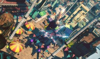 Mañana estará disponible la demo de Gravity Rush 2