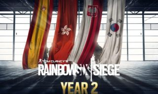 Ya disponible el pase del año 2 de Rainbow Six Siege