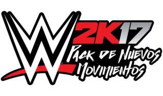 Ya disponible el pack de nuevos movimientos para WWE 2K17