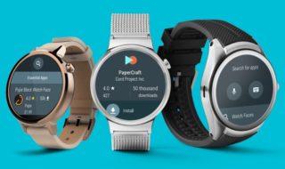 Android Wear 2.0 se lanzará a principios de febrero