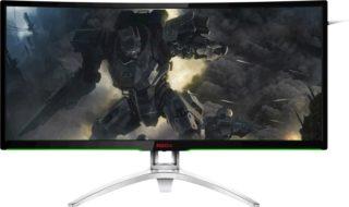 AOC AGON AG352UCG, nuevo monitor ultra-panorámico curvo enfocado al gaming