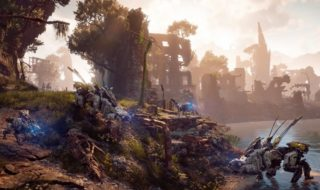 Nuevos vídeos con gameplay de Horizon: Zero Dawn