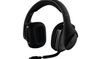 G533 Wireless Gaming Headset, los nuevos auriculares para gaming de Logitech