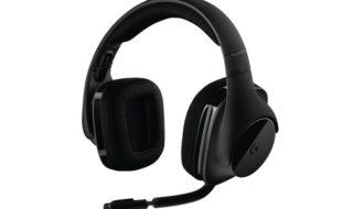 G533 Wireless Gaming Headset, los nuevos auriculares para gaming de Logitech