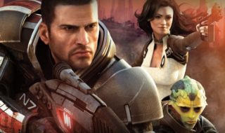 Mass Effect 2, gratis en Origin