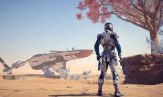 Mass Effect: Andromeda presenta a sus personajes en dos nuevos vídeos