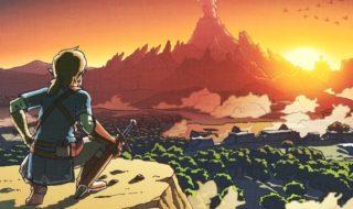 Zelda: Breath of the Wild parece que si estaría listo para el lanzamiento de Switch