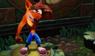Crash Bandicoot: N.Sane Trilogy ha sido el juego más vendido durante el mes de junio