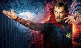 Doctor Extraño vuelve a ser la película más descargada de la semana