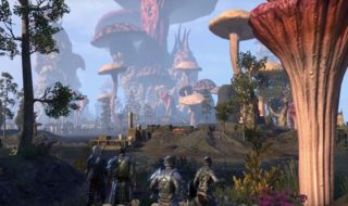 Primer trailer con gameplay de The Elder Scrolls Online: Morrowind