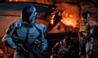 Los perfiles de combate y equipo en Mass Effect: Andromeda