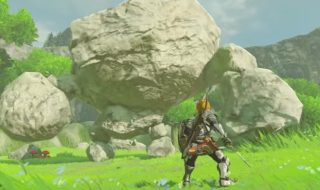 El anuncio para la TV japonesa de The Legend of Zelda: Breath of the Wild