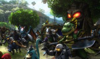 Las habilidades de Maribel y Gronzo en Dragon Quest Heroes II