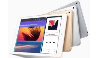Apple anuncia un nuevo iPad y el iPhone 7 en rojo