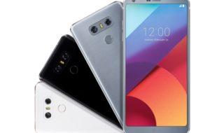 El LG G6 se pondrá a la venta en España el 13 de abril