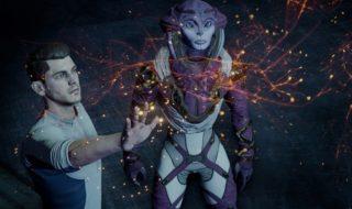 Los primeros 13 minutos de juego de Mass Effect: Andromeda