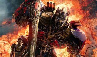 Nuevo trailer de Transformers: El Último Caballero