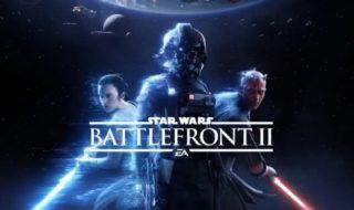 Filtrado el primer trailer de Star Wars Battlefront II