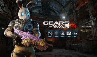 Llegan nuevos mapas a Gears of War 4 con la actualización de abril