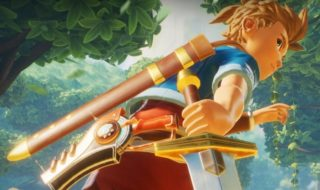 Primer gameplay de Oceanhorn 2: Knights of the Lost Realm
