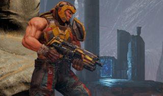 El mítico Ranger también estará en Quake Champions