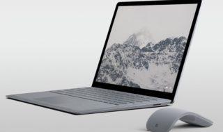 Microsoft presenta la Surface Laptop