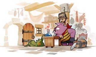 Wonder Boy: The Dragon's Trap llegará a PC a principios de junio