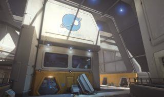 Ya disponible el mapa Colonia lunar Horizon para Overwatch