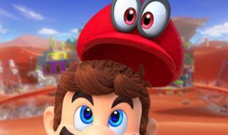 Super Mario Odyssey irrumpe en el E3 con un nuevo trailer