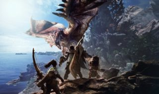 Anunciado Monster Hunter: World para PS4, Xbox One y PC